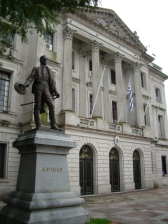 Artigas, héro de l\'independance Uruguayenne