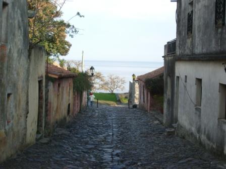 Rue de Colonia del sacramiento