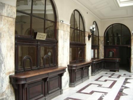 Poste centrale de Montevideo