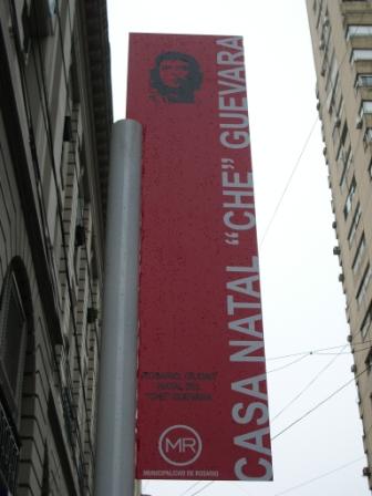 Maison natale de Che Guevara