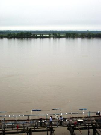 Bords du Rio Parana