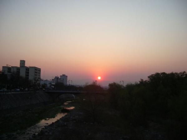 levé soleil sur Jujuy