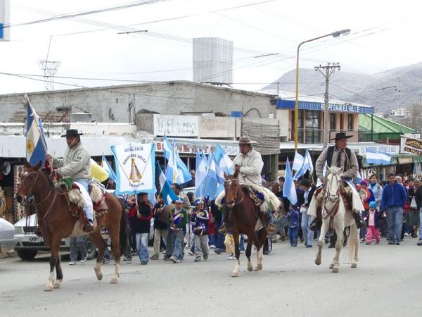 Procession Tafi del Valle