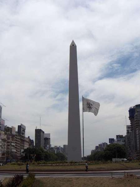 L\'obelisque de Buenos Aires