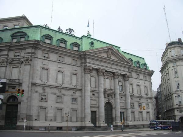 Banque de la nation Argentine