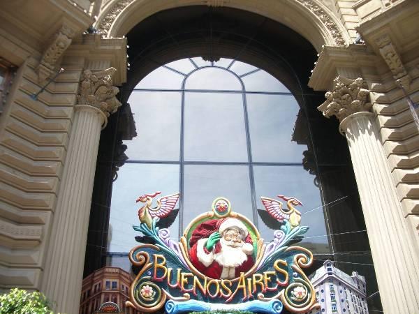 Centre commercial de Buenos Aires