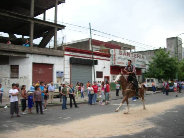 Jeux equestres gaucho