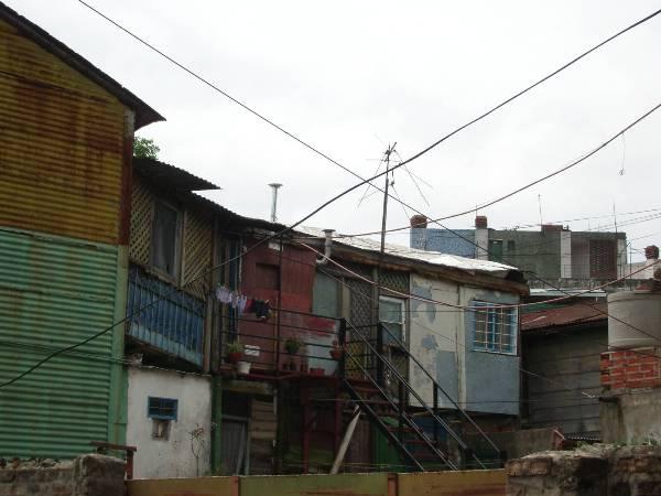 Misère dans la Boca - Buenos Aires