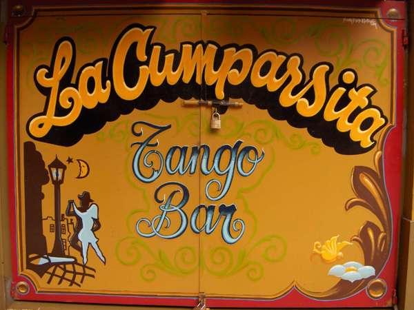Peinture de Tango - San Telmo - Buenos Aires