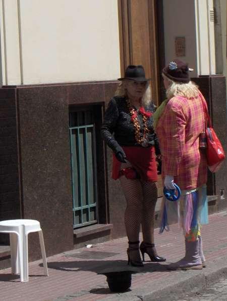 Une pute!! Tango Style - San Telmo - Buenos Aires
