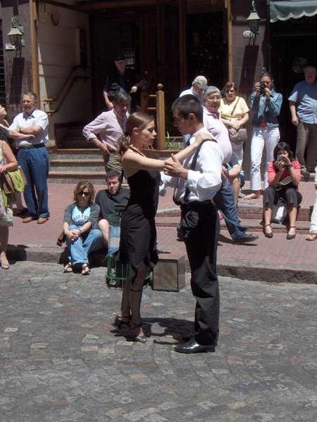 Tango Rue Balcarce - Buenos Aires