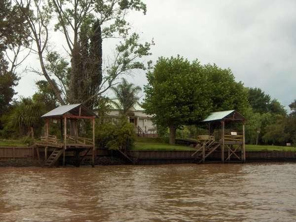 Maison dans le delta du Rio de la Plata