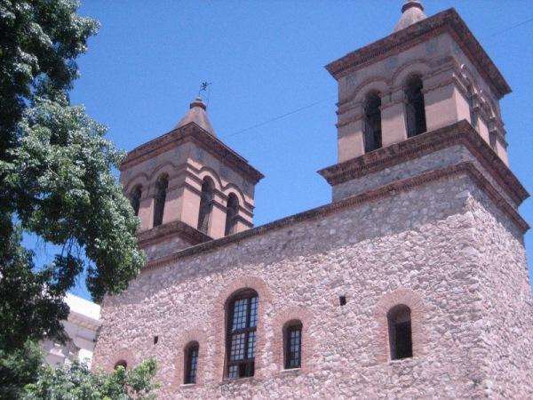 Manzana Jesuite de Cordoba, plus vielle eglise d\'Argentine