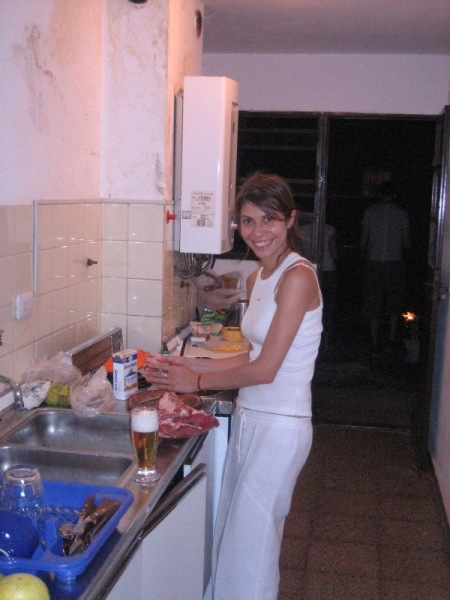 Mariel, ma coloc Argentine