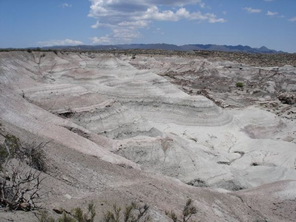 Valle pintada - Parc d\'Ischigualasto