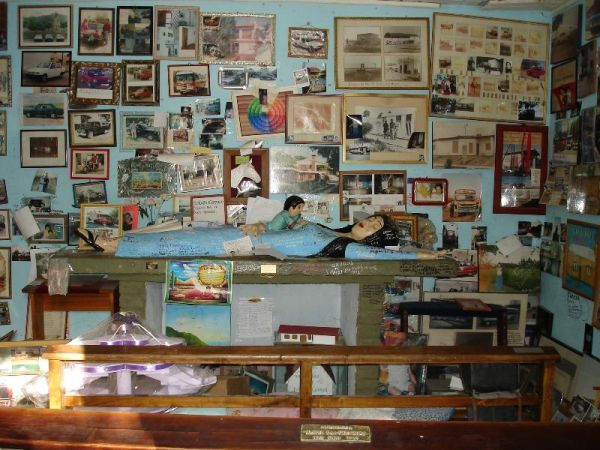 Sanctuaire dedié à la Difunta Correa