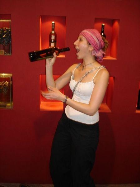 Marion alcoolique, c\'est pas nouveau!!