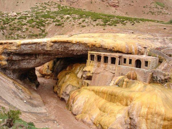 Puente del Inca - Mendoza