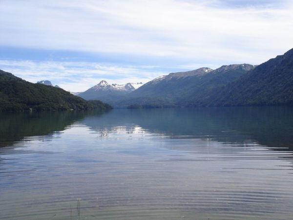 encore des lacs...